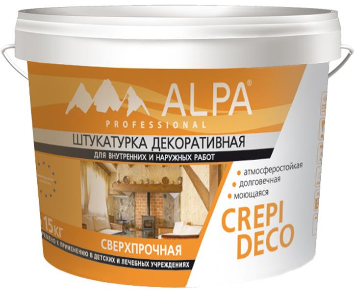 Купить Alpa CREPi DECO в Краснодаре