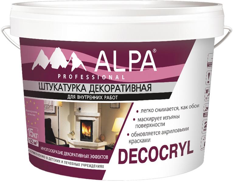 Купить Alpa DECOCRYL в Краснодаре