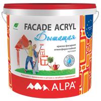Купить ALPA FACADE ACRYL в Краснодаре