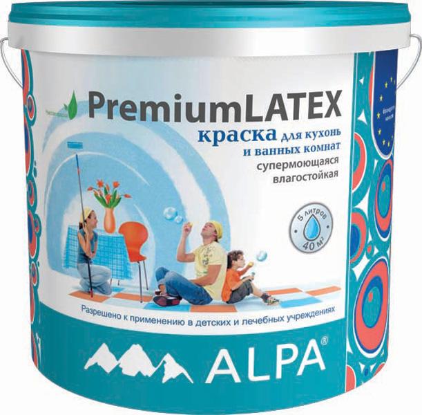 Купить ALPA PremiumLATEX в Краснодаре