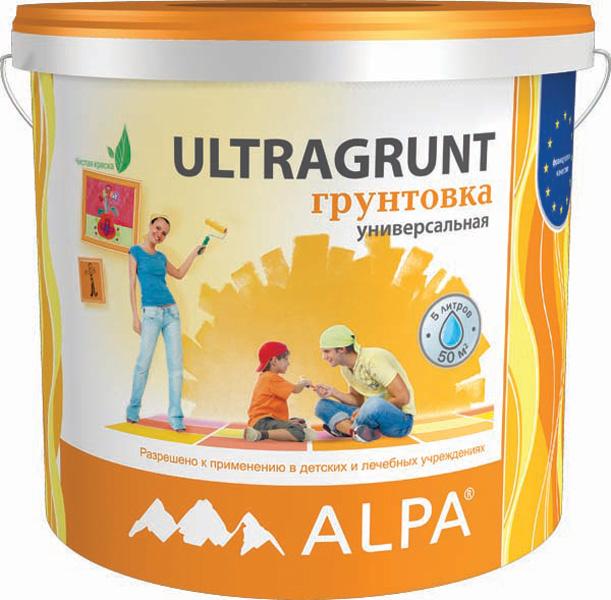Купить ALPA ULTRAGRUNT в Краснодаре