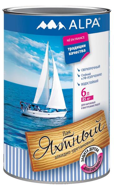 Купить Лак яхтный в Краснодаре